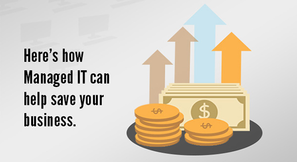 Feeling the Budget Pinch? Here's How Managed IT Can Help Save Your Business.