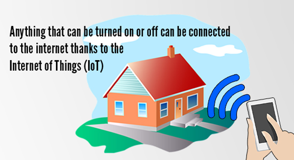 Welcome to the Internet of Things