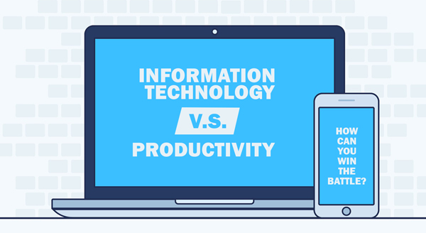 IT vs Productivity: How You Can Win the Battle